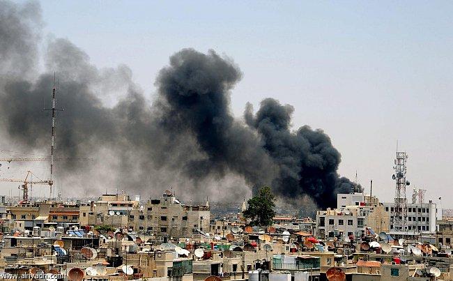 اشتباكات في سوريا