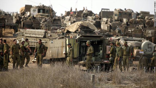 الجيش-الاسرائيلي