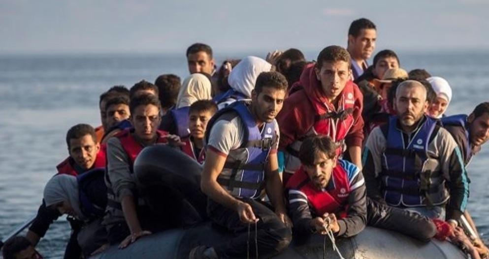 معاناة المهاجرين 1