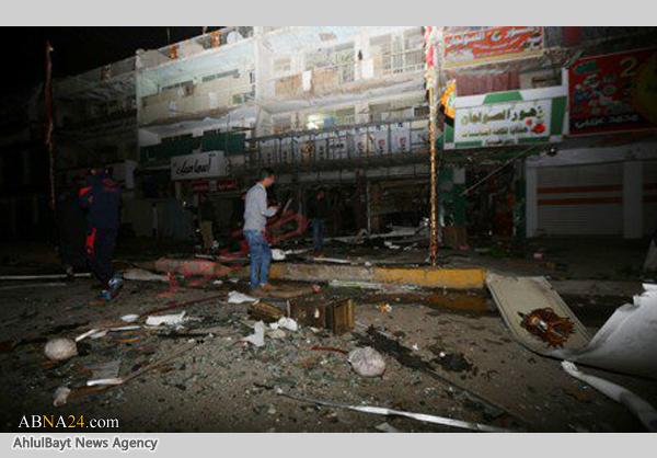 هجمات ارهابية تستهدف سوق بغداد الجديدة