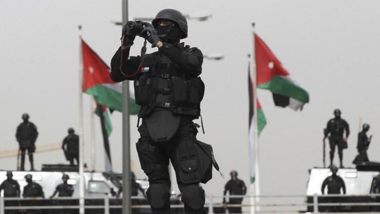 قوات أردنية