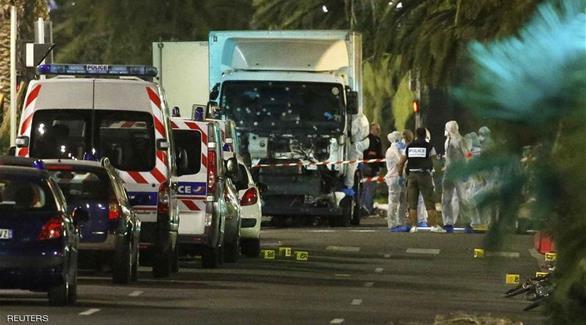 شاحنة نيس والارهاب