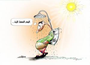 الصيف في العراق