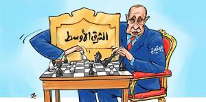 بوتين والشرق الأوسط