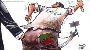 معاناة المواطن العراقي