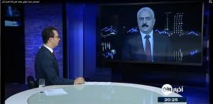 المستشار ضياء الوكيل يتحدث على قناة العراق الآن الإخبارية1